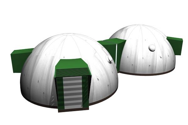 Agrupación de cúpulas
