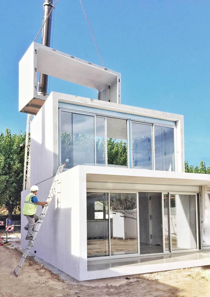 Casas que crecen con sus dueños